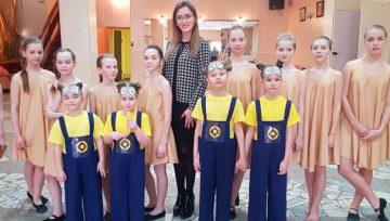 Набор в танцевальную группу Start Dance Kids (4-7 лет)