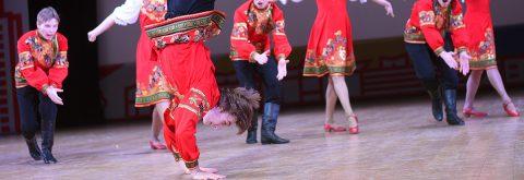 Открытие Московского фестиваля национальных культур